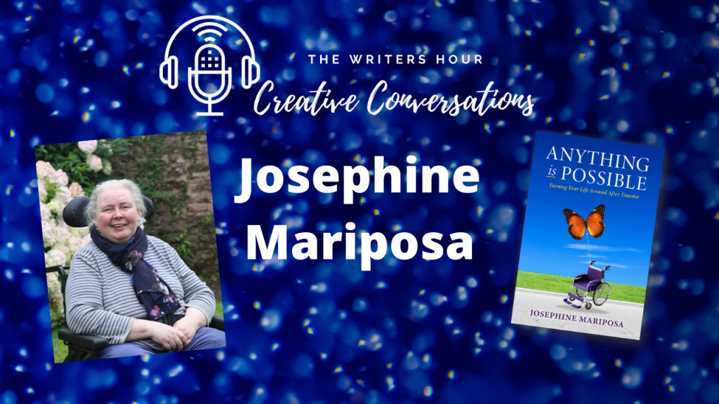Josephine Mariposa on The Writers Hour - Creative Conversations with Janine Bolon