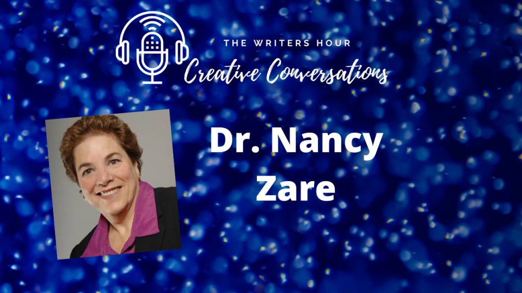 Dr. Nancy Zare, AlikeAbility and Author on The Writers Hour - Creative Conversations with Janine Bolon