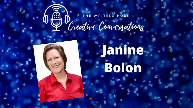Creating Your Writing Habits - The Writers Hour - Creative Conversations with Janine Bolon